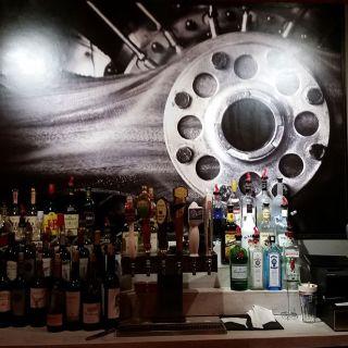 A photo of Aileron restaurant