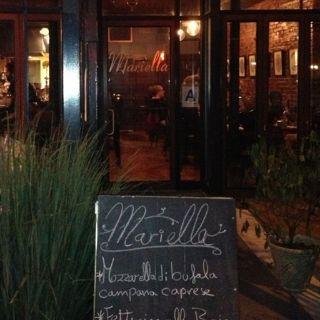 Una foto del restaurante Mariella