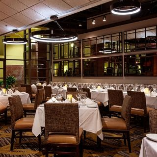 A photo of Ruth's Chris Steak House - Centennial Park restaurant
