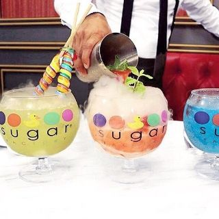A photo of Sugar Factory - Foxwoods restaurant