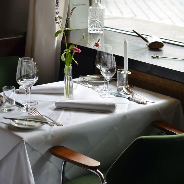 Blumen Restaurant Frankfurt