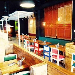 A photo of Mamma Forno restaurant