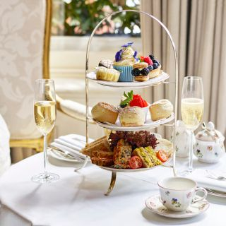 A photo of Afternoon Tea at The Egerton House Hotel restaurant