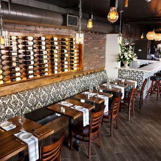 A photo of Rovino restaurant