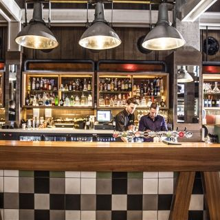A photo of Melbourne Public restaurant