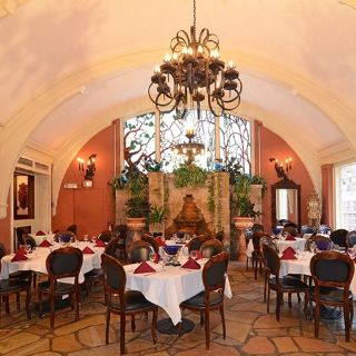 A photo of George Washington Room at The Lowell Inn restaurant