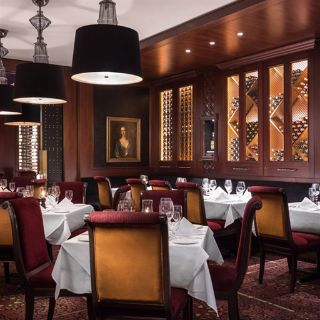 A photo of Hy's Steakhouse Vancouver restaurant