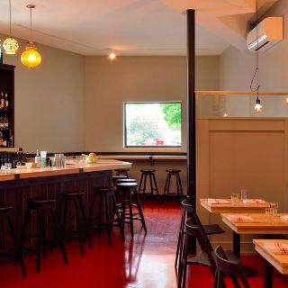 A photo of Salt Pine Social restaurant
