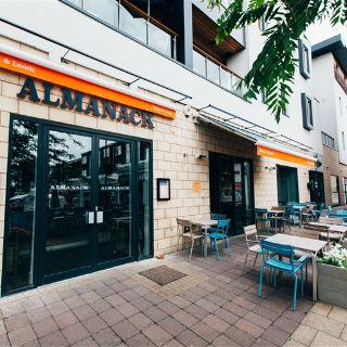 A photo of The Almanack restaurant