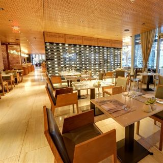 A photo of BOSK at Shangri-La Hotel, Toronto restaurant