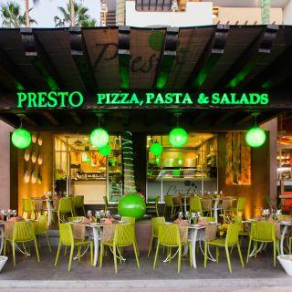 Una foto del restaurante Presto - Hotel Marina Fiesta Resort & Spa
