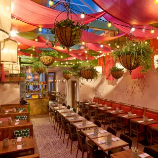 A photo of Cinnamon Bazaar restaurant