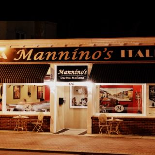 A photo of Mannino's Cucina Italiana restaurant