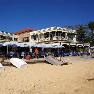 A photo of Doyles on the Beach restaurant