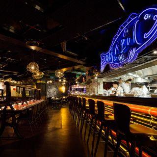 A photo of StreetXO restaurant