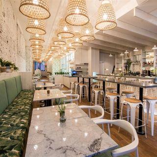 A photo of LOV McGill restaurant