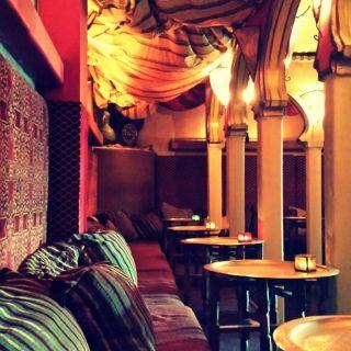 A photo of The Kasbah Lounge - Sacramento restaurant
