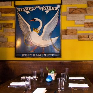 A photo of The White Swan Public House restaurant