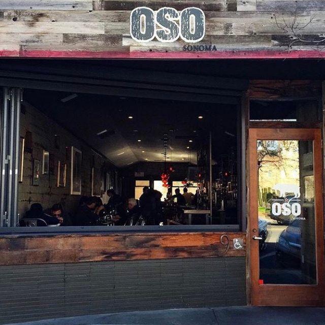 Oso Restaurant Sonoma Ca Opentable