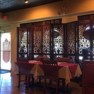 A photo of Taj Fine Indian Cuisine restaurant