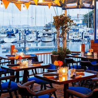 A photo of Luna Blu - Tiburon restaurant