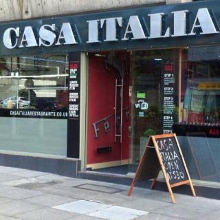 Casa Italia Rodrizioの写真