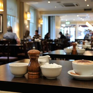 Roly's Caféの写真