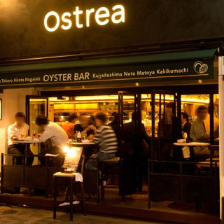 A photo of Ostrea Shinbashi restaurant