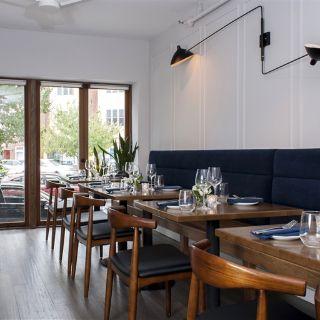 A photo of Perla restaurant