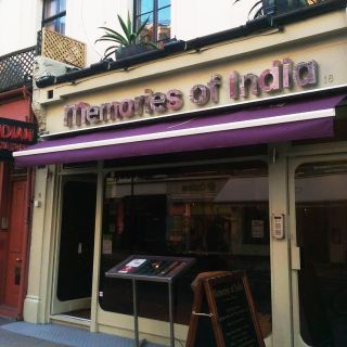 A photo of Memories of India - Gloucester Road restaurant