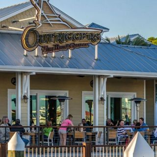 Outriggers Tiki Bar And Grille