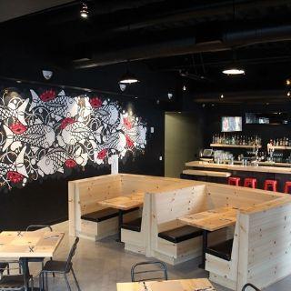 A photo of Umami Burger - Oakland restaurant