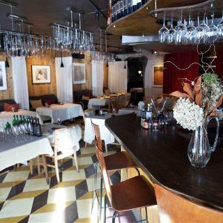 Una foto del restaurante Black Cat