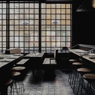A photo of SMOKESTAK restaurant
