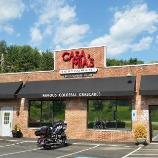 A photo of Casa Mia's Restaurant restaurant