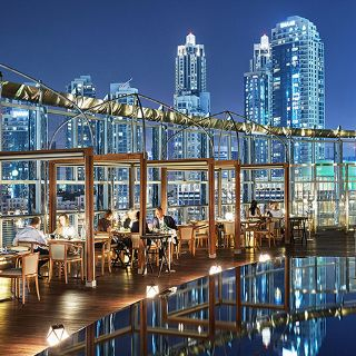A photo of Armani/Amal - Armani Hotel Dubai restaurant