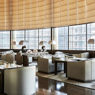 A photo of Armani/Lounge - Armani Hotel Dubai restaurant