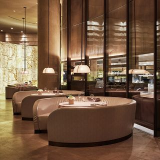 A photo of Armani/Ristorante - Armani Hotel Dubai restaurant