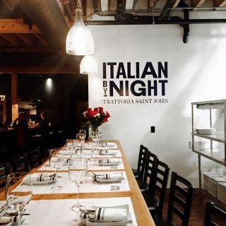 Foto von Italian by Night Restaurant