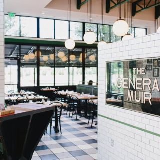 A photo of The General Muir restaurant