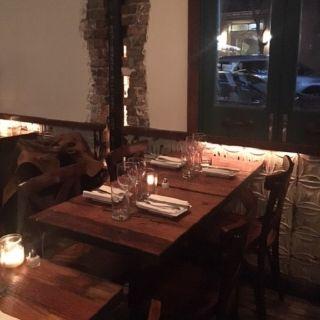 A photo of Libertador Brooklyn restaurant