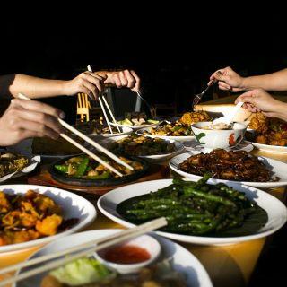 A photo of Serai restaurant