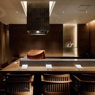 A photo of Tatsumi -  Palace Hotel Tokyo restaurant