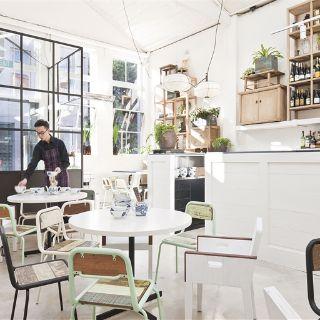 A photo of David's restaurant