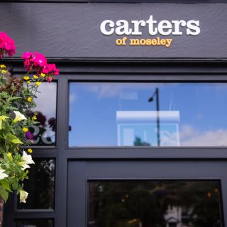 A photo of Carters of Moseley restaurant