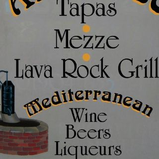 Foto von Zills - Tapas-Mezze-Lava Rock Grills Restaurant