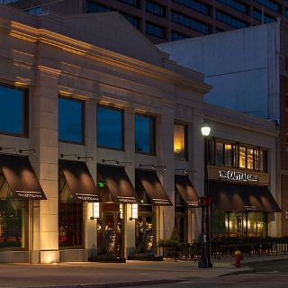 A photo of The Capital Grille - Hartford restaurant