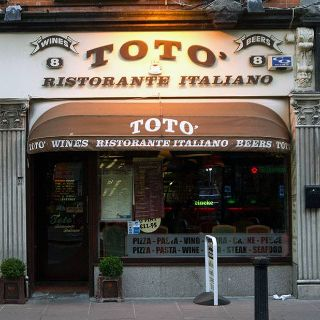 A photo of Toto Ristorante Italiano restaurant