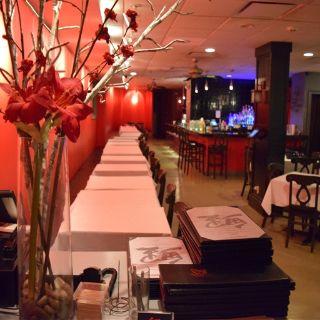 A photo of Akai Lounge - Englewood restaurant