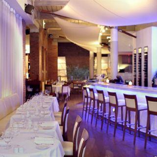 A photo of Thalassa restaurant